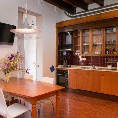 Отель Incredible Loft With Private Terrace Барселона в номере фото 2