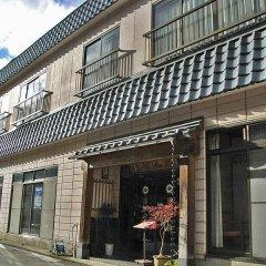 Отель Ebisuya (Hijiori Onsen) Синдзё вид на фасад