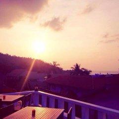 Neptune Hostel балкон