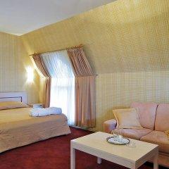 Отель Дельта Стандартный номер фото 8