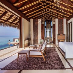 Отель One&Only Reethi Rah Мальдивы, Северный атолл Мале - 8 отзывов об отеле, цены и фото номеров - забронировать отель One&Only Reethi Rah онлайн комната для гостей фото 2