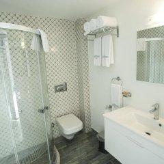 Mavi Beyaz Hotel Beach Club Силифке ванная фото 2