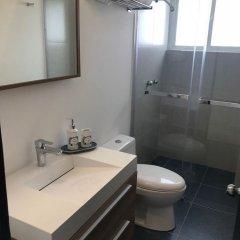 Отель Roma Suites Мехико ванная