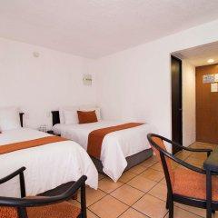 Best Western Plus Gran Hotel Centro Historico сейф в номере