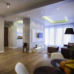 Отель Oxygen Residence Варшава комната для гостей