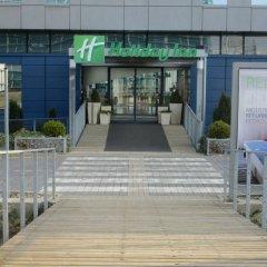 Отель Holiday Inn Prague Airport Чехия, Прага - 3 отзыва об отеле, цены и фото номеров - забронировать отель Holiday Inn Prague Airport онлайн приотельная территория фото 2