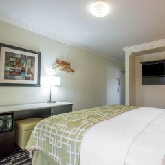 Отель Rodeway Inn Los Angeles комната для гостей