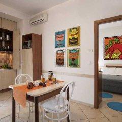 Отель Residence Blu Mediterraneo питание
