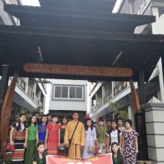 Отель Inlay Palace Hotel Мьянма, Хехо - отзывы, цены и фото номеров - забронировать отель Inlay Palace Hotel онлайн городской автобус