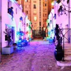 Hotel Renoir Saint Germain бассейн