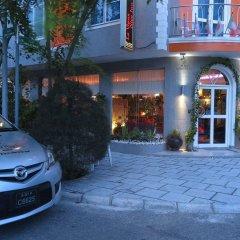 Отель Le Vieux Nice Inn Мале парковка