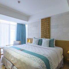 Bedrock Hotel Kuta Bali комната для гостей фото 2