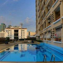 Отель L.A. Tower Bangkok бассейн фото 3