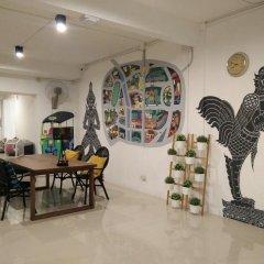 The Art Hostel Bangkok Бангкок интерьер отеля