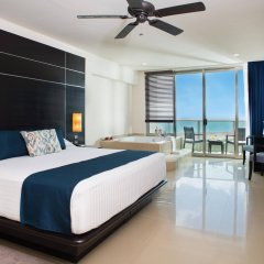 Отель Seadust Cancun Family Resort комната для гостей фото 10