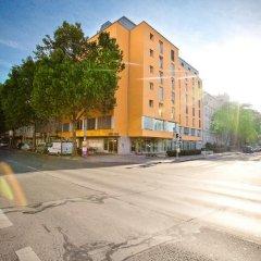 Апартаменты Prater Apartments парковка фото 2