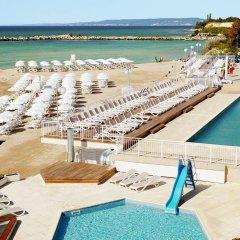 Отель White Lagoon Болгария, Балчик - отзывы, цены и фото номеров - забронировать отель White Lagoon онлайн бассейн фото 3