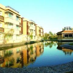 GreenPark Hotel Tianjin Тяньцзинь приотельная территория фото 2