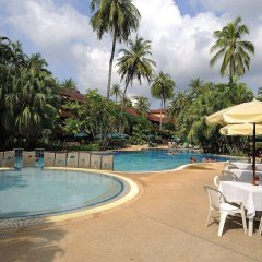 Patong Merlin Hotel бассейн фото 2