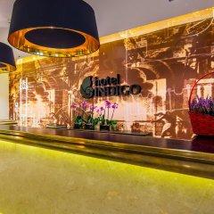 Отель Indigo Санкт-Петербург - Чайковского гостиничный бар