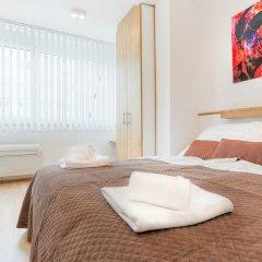 Отель SKY9 Apartment City Center Австрия, Вена - отзывы, цены и фото номеров - забронировать отель SKY9 Apartment City Center онлайн комната для гостей фото 3