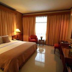 Отель Pinnacle Lumpinee Park Бангкок комната для гостей фото 5