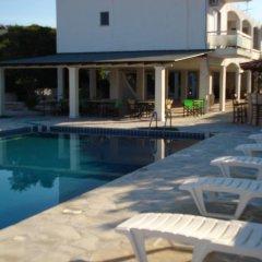 Отель Golden Beach бассейн фото 3