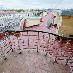 Апартаменты Апартон Минск балкон