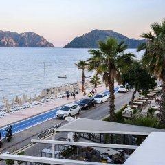 B&B Yüzbasi Beach Hotel Мармарис балкон