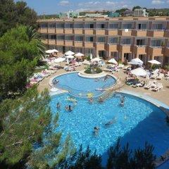 Отель Xaloc Playa бассейн