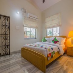 Отель OYO 12866 Home Luxurious Stay Dabolim Гоа комната для гостей