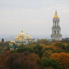 Гостиница Салют Отель Украина, Киев - 7 отзывов об отеле, цены и фото номеров - забронировать гостиницу Салют Отель онлайн балкон