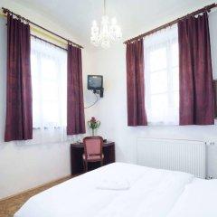 Гостевой Дом Pension Dientzenhofer Прага комната для гостей фото 2
