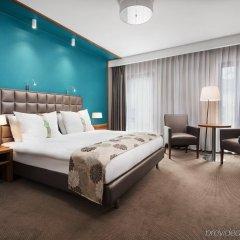 Отель Holiday Inn Krakow City Centre Польша, Краков - 4 отзыва об отеле, цены и фото номеров - забронировать отель Holiday Inn Krakow City Centre онлайн комната для гостей