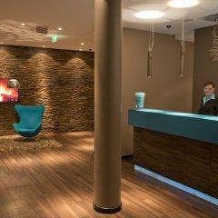 Отель Motel One München City West Германия, Мюнхен - отзывы, цены и фото номеров - забронировать отель Motel One München City West онлайн фитнесс-зал фото 2