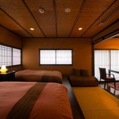 Отель Bettei Haruki Беппу комната для гостей