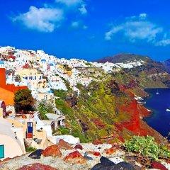 Отель Chroma Suites Греция, Остров Санторини - отзывы, цены и фото номеров - забронировать отель Chroma Suites онлайн фото 20