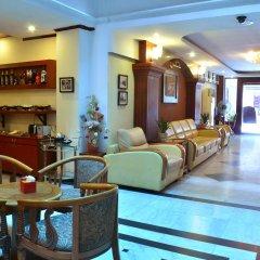 Atrium Hanoi Hotel интерьер отеля