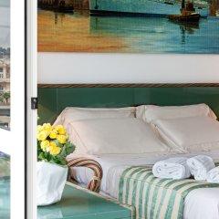 Отель Acquario Genova Suite Италия, Генуя - отзывы, цены и фото номеров - забронировать отель Acquario Genova Suite онлайн комната для гостей фото 3