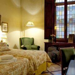 Grand Hotel Baglioni комната для гостей фото 4