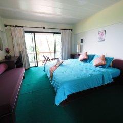 Отель Green Garden Resort Таиланд, Ланта - отзывы, цены и фото номеров - забронировать отель Green Garden Resort онлайн комната для гостей