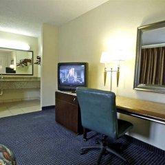 Отель Motel 6 Washington DC Convention Center удобства в номере фото 2