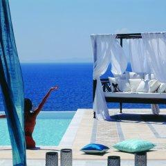 Отель Danai Beach Resort Villas пляж