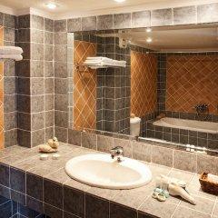 Paralio Hotel ванная фото 2
