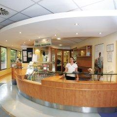 Отель Danubius Health Spa Resort Margitsziget интерьер отеля