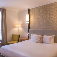 Отель Le Marquis Eiffel комната для гостей