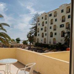 Отель Hopps Италия, Мазара Дэль Валло - отзывы, цены и фото номеров - забронировать отель Hopps онлайн балкон