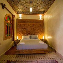 Отель Riad Al Fassia Palace Марокко, Фес - отзывы, цены и фото номеров - забронировать отель Riad Al Fassia Palace онлайн комната для гостей фото 2