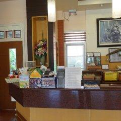 Отель Tonwa Resort интерьер отеля