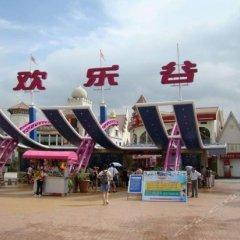 Отель Hanting Hotel (Shenzhen Futian Port) Китай, Шэньчжэнь - отзывы, цены и фото номеров - забронировать отель Hanting Hotel (Shenzhen Futian Port) онлайн бассейн
